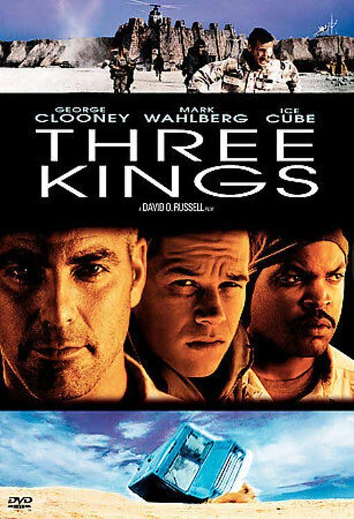 Three Kings DVD