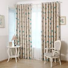 rideaux pour chambre enfant paradis des animaux coréen rideau chambre fenêtre rideau tissu
