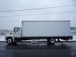 100 26 Truck USED BOX VAN BODY FOR SALE IN IN NEW JERSEY 10370