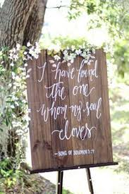 I Have Found The One Whom My Soul Loves Sign READY TO SHIP Song Of Solomon 34 Rustic Wedding Signs Bible Verse
