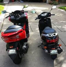 Small Vs Large Scooters