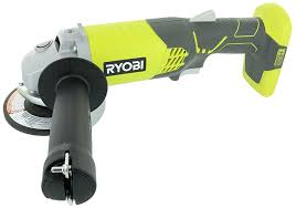 Ryobi Wet Tile Saw Cordless by Ryobi P421 6500 Rpm 4 1 2 Inch 18 Volt One Lithium Ion Powered
