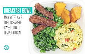 cuisine du jour blossom du jour breakfast bowl all things vegan