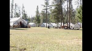 100 River Valley Truck Outfitters The Camp Star Wyoming YouTube