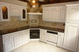 renovation cuisine rustique relooker cuisine chene massif simple rnover une cuisine comment