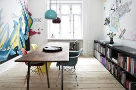 Cool Apartment Interior Graffiti Style Art 3