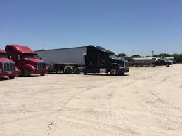 100 Semi Truck Pictures Parking Lot Repair Cleburne TX
