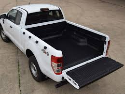 100 Pick Up Truck Bed Liners Ford Ranger Super Cab Under Rail Load Liner Ranger Accessories
