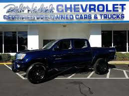 100 V6 Trucks For Sale PreOwned 2013 Toyota Tacoma 4WD Double Cab AT Pickup For