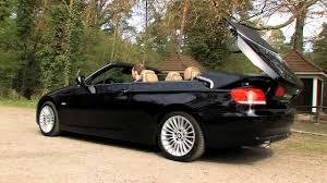 BMW 320d Cabriolet E93 als Gebrauchtwagen Elegant mit Klappdach