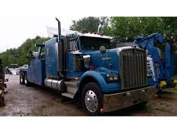100 Kenworth Tow Truck 1995 KENWORTH W900 Other Rollback Wrecker
