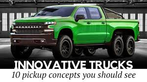 100 Top 10 Trucks Custom Pickup With Innovative Powertrains And