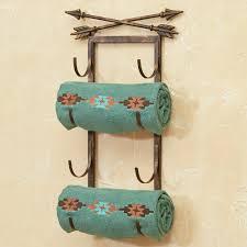 Bathroom Towel Bar Height by Rustic Towel Bars And Lodge Bathroom Accessories