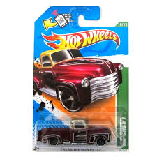 100 52 Chevy Truck Amazoncom Hot Wheels 2012 Metalflake Dark Magenta