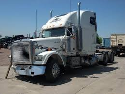 2007 Freightliner FLD13264T-CLASSIC XL Sleeper Truck For Sale ...