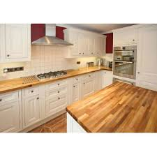 acheter plan de travail cuisine plan de travail patchwood hêtre 4 00m x 0 65m ep 40mm achat plan