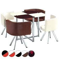 table de cuisine avec chaise encastrable table et chaise encastrable table et fauteuils de jardin