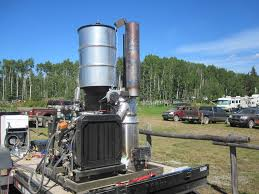 100 Wood Gasifier Truck In The Tune Of Gasification Recording Studio Powered By