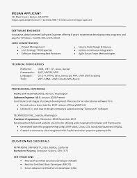 Sample Resume For One Year Experienced Software Engineer How Many Pages A Should Be
