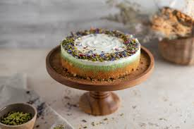 pistazienmilch torte fruhlingstorte ramadan rezepte sallys