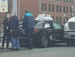 100 Truck Driving Test Argo AI Selfdriving Test Car Hit In Pittsburgh As Truck Runs Red