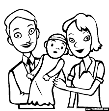 Celebrations Online Coloring Pages