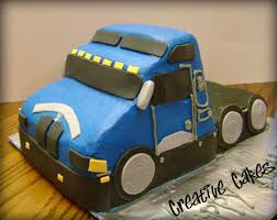 Creative Cakes: Semi Truck Cake Creative Cakes Semi Truck Cake School Of Natalie Bulldozer With Kitkats Garbage Cakes Decoration Ideas Little Birthday For Dump Sheet Tutorial My 1st Punkins Shoppe Fire With Monster 9x13 Monster Truck Cake Pinterest Hot Wheels Cakecentralcom Hunters 4th Its Always Someones Blakes 5th Bday Youtube