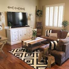 Simple Rustic Living Rooms Decor Ideas