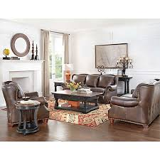 Art Van Leather Living Room Sets by Winston Collection Leather Furniture Sets Living Rooms Art