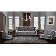 armen living barrister living room set in gray beyond stores