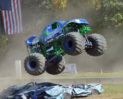 This Weekend You Can Watch Monster Trucks, Go To The Fair And More!