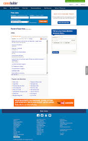 CareerBuilder Competitors, Revenue And Employees - Owler ... Career Builder Resume Search New Templates Job Search Website Stock Photo 57131284 Alamy Carebuilders Ai Honored As Stevie Award User And Administration Guide Template Elegant Barista Job Description Resume Tips Carebuilder Screen Talent Discovery Platformmp4 How To For Candidates In Database
