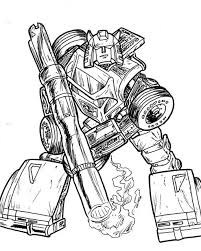 Transformers Age Of Extinction Drift Coloring Pages