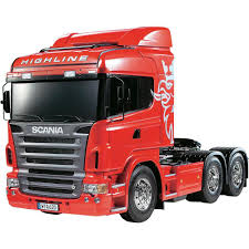 56323 Tamiya Scania R620 Highline R/C Truck Kit - Cleveland Models