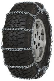 255/85-16 255/85R16 TIRE Chains 5.5mm Link Cam Snow Traction SUV ...