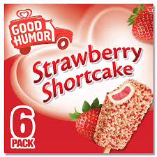 Good Humor Ice Cream & Frozen Desserts Bar, Strawberry Shortcake, 6 ... Good Humor Ice Cream Truck Stock Photos Stored 1966 Ford250 Pages Humors Of The Future Bring Philly Free Humor Icecream Decals Yum Postcard In 2018 Pinterest Sports Car Market On Twitter Yes That Was A Ford Trucks For Sale 1goodhumrtrck1 Sale Near New York