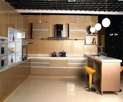 U Shaped Modular Kitchen Design Modern Designs Kitchens Features And