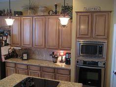 Pickled Oak Cabinets Glazed by Glazed Cabinets Glaze Kitchens And House