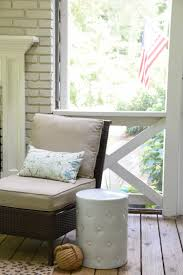 Patio Mate 10 Panel Screen Room by The Delightful Home Southern Screened Porch U2013 Dixie Delights
