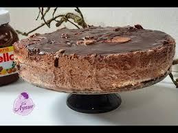 cremige nutella kuchen ohne backen i nutella torte without