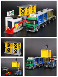 Compatible With Lego 60169 Lepin 02082 829pcs City Town Building ... 2017 Tagged Cargo Brickset Lego Set Guide And Database 60183 Heavy Transport City Brickbuilder Australia Lego 60052 Train Cow Crane Truck Forklift Track Remote Search Farmers Delivery Truck Itructions 3221 How To Build A This Is From The Series Amazoncom Toys Games Chima Crocodile Legend Beast Play Set Walmartcom Jangbricks Reviews Mocs Garbage 4432 Terminal Toy Building 60022 Review Future City Cargo Lego Legocity Conceptcar Legoland