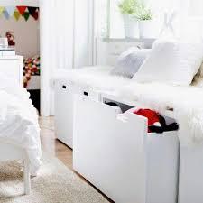 ikea hack banktruhe schlafzimmer aufbewahrung sitzbank