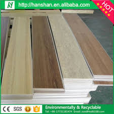 Waterproof PVC Ceiling Panel Plastic Cheap Price WPC Flooring Image