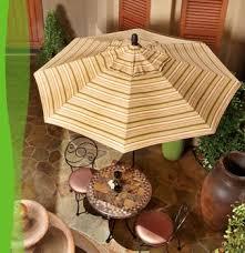 Treasure Garden Patio Umbrella Light by Treasure Garden Rose Pool And Patio