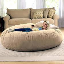 Good Big Bean Bag Bed 98 For Home Designing Inspiration With