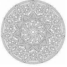 Mandala 9b Coloring Pages