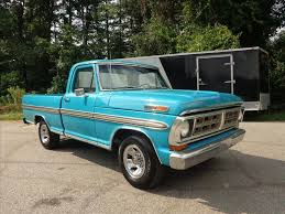 1971 Ford F100 | GAA Classic Cars 1971 Ford F100 4x4 Highboy Shortbox 4spd Video 4 Inch Lift Nice Gaa Classic Cars Lwb Street Dreams For Sale 1862856 Hemmings Motor News Pickups Sport Custom 4x4 Pickup Stock K03389 Near 10 Forgotten Trucks That Never Made It Flashback F10039s For Sale Or Soldthis Page Is Dicated 2107092 Ranger 100232 Mcg Cadillac Michigan 49601 Classics On 70s Madness Years Of Truck Ads The Daily Drive