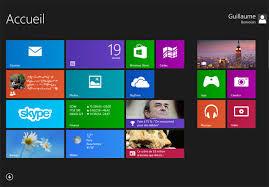 bureau windows 8 de windows 1 0 à windows 10 fall creators update évolution en