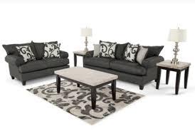bobs furniture living room sets skyline 7 piece living room set