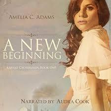 A New Beginning Audiobook Cover Art
